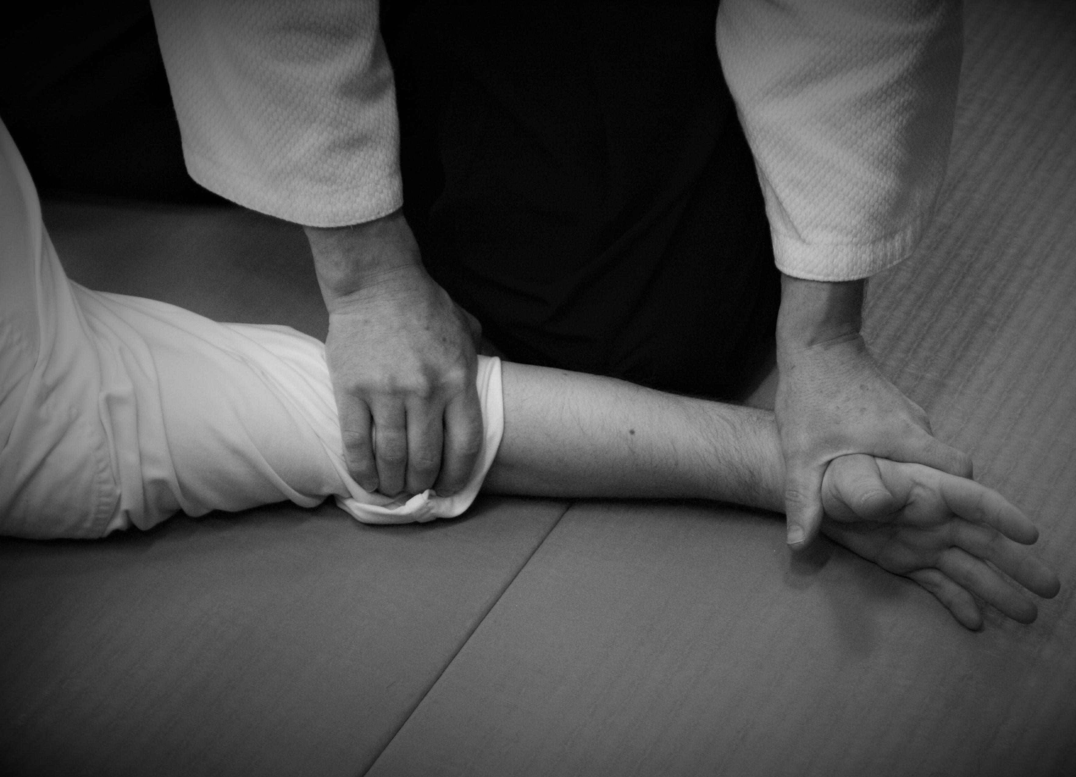 starten met aikido